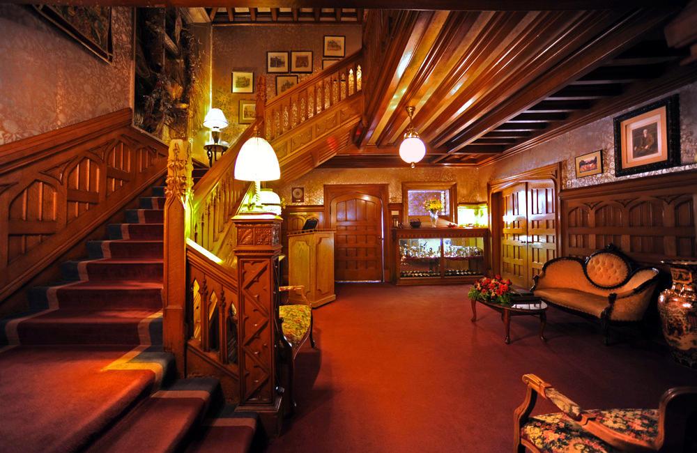 About Briarhurst Manor Estate Manitou Springs Colorado